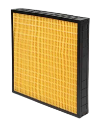 Two Parker LoadTech rigid air filters in both 4\